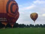 Heerlijke ballon vaart opgestegen op startlocatie Beesd zondag 3 juni 2018