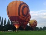 Magnifieke ballon vlucht opgestegen op opstijglocatie Beesd zondag  3 juni 2018