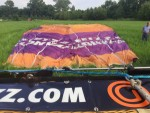 Schitterende ballon vlucht vanaf opstijglocatie Beesd zondag 3 juni 2018