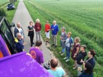 Onovertroffen ballonvlucht opgestegen op opstijglocatie Beesd zondag  3 juni 2018