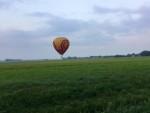 Fascinerende heteluchtballonvaart in de omgeving Beesd zondag  3 juni 2018
