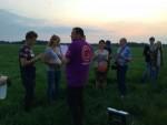 Weergaloze luchtballonvaart startlocatie Eindhoven zondag  3 juni 2018