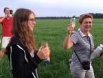 Spectaculaire ballonvaart gestart op opstijglocatie Eindhoven zondag 3 juni 2018