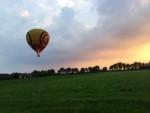 Comfortabele ballon vaart gestart op opstijglocatie Eindhoven zondag 3 juni 2018