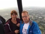 Weergaloze ballonvaart startlocatie Leek zondag 3 juni 2018