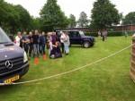 Formidabele heteluchtballonvaart in de omgeving Leek zondag 3 juni 2018