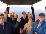 Formidabele ballonvlucht gestart in Hoogeveen op zondag 30 september 2018