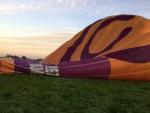 Fenomenale luchtballon vaart regio Joure op zondag 30 september 2018