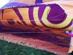 Heerlijke ballon vaart opgestegen op startlocatie Joure op zondag 30 september 2018