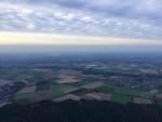 Betoverende ballonvlucht startlocatie Sittard op zondag 30 september 2018
