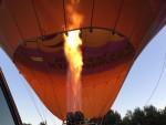 Ultieme heteluchtballonvaart opgestegen op startveld Sittard op zondag 30 september 2018
