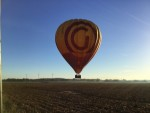 Magische heteluchtballonvaart vanaf startveld Sittard op zondag 30 september 2018