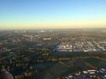 Waanzinnige ballonvaart opgestegen in Sittard op zondag 30 september 2018