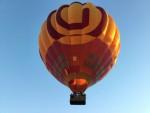 Magnifieke ballonvlucht in de omgeving Sittard op zondag 30 september 2018
