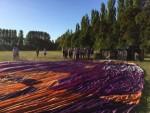 Grandioze luchtballonvaart vanaf startlocatie Beesd zondag 5 augustus 2018