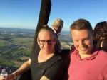 Fantastische ballon vaart boven de regio Beesd zondag  5 augustus 2018