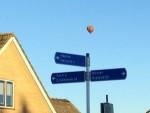 Indrukwekkende ballonvaart vanaf startlocatie 's-hertogenbosch zondag 5 augustus 2018