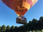Ongelofelijke mooie ballon vaart in de omgeving 's-hertogenbosch zondag 5 augustus 2018