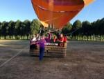 Mooie ballon vlucht in 's-hertogenbosch zondag 5 augustus 2018