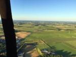 Ongekende luchtballon vaart in de buurt van Venray zondag  5 augustus 2018
