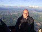 Geweldige ballonvlucht regio Beesd op zondag  7 oktober 2018