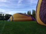 Sublieme ballonvaart in de omgeving van Beesd op zondag 7 oktober 2018