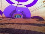 Onovertroffen ballon vaart in de omgeving van Beesd op zondag 7 oktober 2018