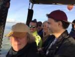Ultieme luchtballonvaart in de omgeving van Beesd op zondag 7 oktober 2018