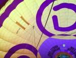 Verbluffende heteluchtballonvaart in de omgeving Beesd op zondag 7 oktober 2018