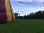 Grandioze ballonvaart in de buurt van Beesd op zondag 7 oktober 2018