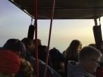 Prachtige ballon vlucht in de regio Joure zondag  8 april 2018