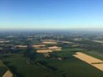 Overweldigende luchtballonvaart regio Enschede zondag  8 juli 2018