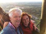 Exceptionele ballonvaart in Hengelo zondag  8 juli 2018