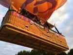 Prachtige ballonvaart gestart in Tilburg zondag 8 juli 2018