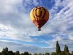 Geweldige ballonvaart over de regio Doetinchem op zondag 9 september 2018