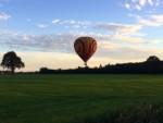 Spectaculaire heteluchtballonvaart in de omgeving Doetinchem op zondag 9 september 2018