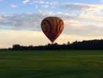 Relaxte luchtballonvaart vanaf opstijglocatie Doetinchem op zondag 9 september 2018