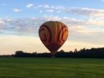 Prachtige ballonvaart vanaf startlocatie Doetinchem op zondag 9 september 2018