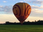 Formidabele luchtballon vaart regio Doetinchem op zondag 9 september 2018