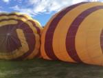 Adembenemende luchtballonvaart boven de regio 's-hertogenbosch op zondag 9 september 2018