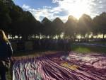 Fenomenale ballon vlucht regio 's-hertogenbosch op zondag 9 september 2018