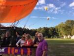 Grandioze ballonvlucht in de omgeving van 's-hertogenbosch op zondag 9 september 2018