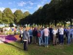 Magnifieke ballonvaart vanaf opstijglocatie 's-hertogenbosch op zondag 9 september 2018
