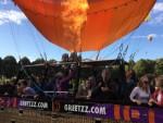 Buitengewone ballonvlucht in de omgeving 's-hertogenbosch op zondag 9 september 2018