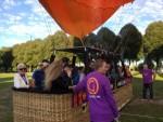 Ultieme ballonvlucht in de regio 's-hertogenbosch op zondag 9 september 2018
