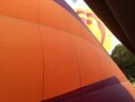 Overweldigende luchtballonvaart vanaf startlocatie 's-hertogenbosch op zondag 9 september 2018