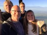 Uitmuntende heteluchtballonvaart in 's-hertogenbosch op zondag 9 september 2018