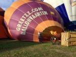 Te gekke ballonvaart in de regio 's-hertogenbosch op zondag 9 september 2018