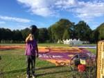 Te gekke luchtballon vaart gestart in 's-hertogenbosch op zondag 9 september 2018