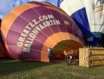 Perfecte ballonvlucht opgestegen in 's-hertogenbosch op zondag 9 september 2018